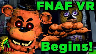 Download The New FNAF VR Game Is Officially Here! | Five Nights at Freddy's VR: Help Wanted (Part 1) Video