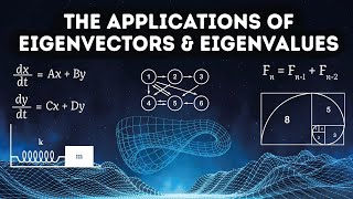 The applications of eigenvectors and eigenvalues | That thing you heard in Endgame has other uses