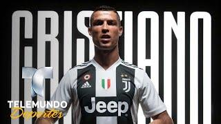 Los 3 récords que Cristiano podría conseguir en la Juventus   Más Fútbol   Telemundo Deportes
