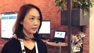 FinTech Festival Day 1 Highlights - New Blockchain Technology by OCBC and BCSIS