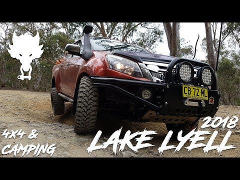 Lake Lyell NSW Camping Trip & 4x4 / 4WD Adventure 2018