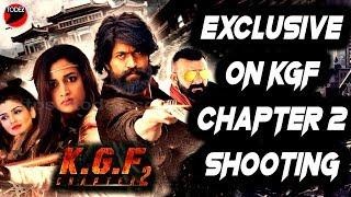 KGF CHAPTER 2 SHOOTING SCHEDULE   YASH, SANJAY DUTT, SRINIDHI, RAVEENA   TRAILER RELEASE DATE