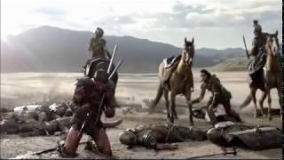 Spartacus Vs Marcus Crassus