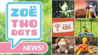 CELEBI, KIDS UPDATE, REGIROCK & MORE | Pokémon GO | ZoeTwoDots