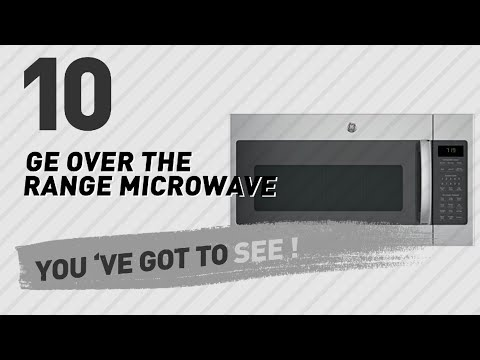 Ge Over The Range Microwave // New & Popular 2017