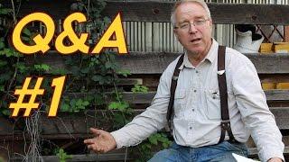 Essential Craftsman Q&A #1
