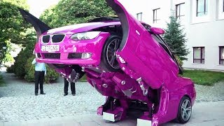 TOP 10 Amazing TRANSFORMING VEHICLES That Actually Exist