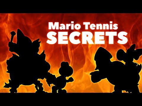 This Roster is BIG! (Mario Tennis Aces NEW Characters)