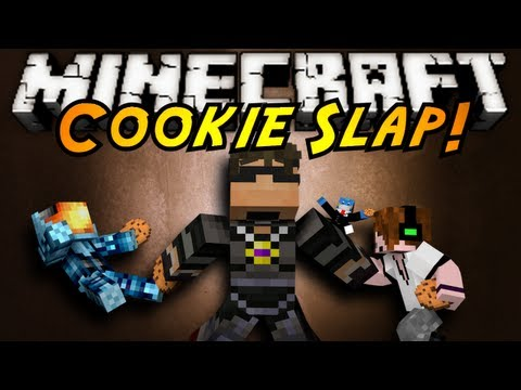 Minecraft Mini-Game : COOKIESLAP!