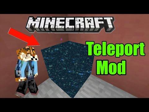 Minecraft Xbox 360/Xbox OnePS3/PS4/Wii U Teleporter Mod Download