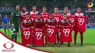 Resumen Toluca vs Atlas | Cl 2016 | Televisa Deportes