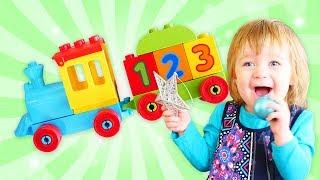 Download Дада игрушки - Бьянка и волшебный паровозик - Развивающие игрушки Video