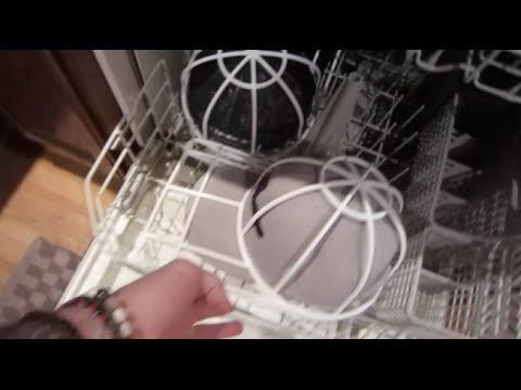 How to Wash Hats in the Dishwasher!!!