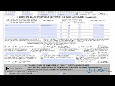 Learn How to Fill the Form VA 10 2850c Application for Associated Health Occupations