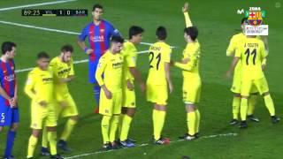 Villarreal vs Barcelona [1-1][08/01/2017][La Liga - Jornada 17] EL BARÇA JUGA A RAC1