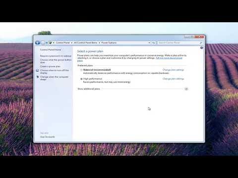 How To Disable Automatic Locking in Windows 7