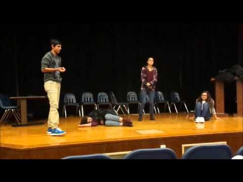 SHSE Drama Club- Objection, Musical Genres, Spoon River & Freeze 1/13/16