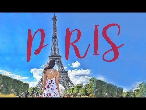 PARIS VLOG   EIFFEL TOWER   DISNEYLAND