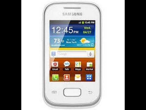 how to root samsung phones running gb
