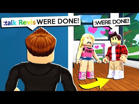 USING ADMIN COMMANDS TO MAKE PLAYERS TALK! Roblox Trolling