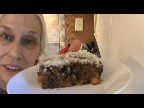 Texas Tornado Cake - Good Recipe For Those Who Work