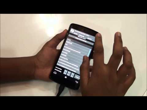 How To Install AOSiP Rom For Nexus 4/5/6 (Android 5.1.1)