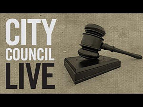May 14 City Council