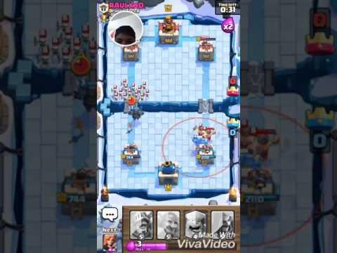 Clash Royale#2 Gameplay