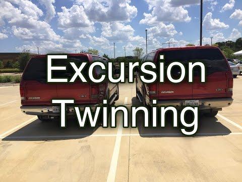 Excursion Twinning