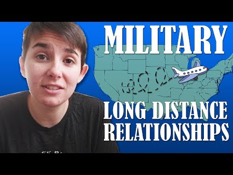 Benefits of Long Distance Relationships in the Military