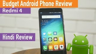 Redmi 4 Kya Yeh Best Budget Smartphone Hai (Hyderabadi Hindi)