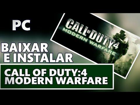 Como baixar e instalar e Traduzir Call Of Duty 4:Modern Warfare para PC - Fácil e Rápido - 2017