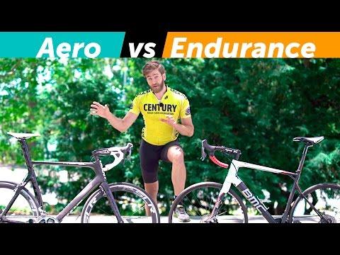 Road bikes: Aero vs. Endurance - How to choose?