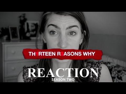 13 REASONS WHY REACTION | SEASON TWO