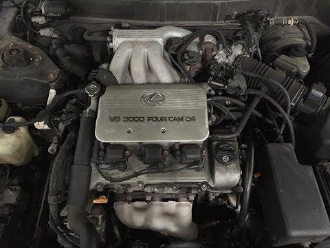 Toyota engine 1MZ-FE common problems
