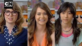 Meet the Cast | Powerpuff Girls | Cartoon Network