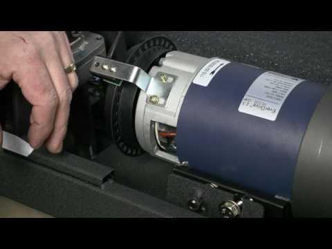 Treadmill How To: Check and Replace Motor Brushes