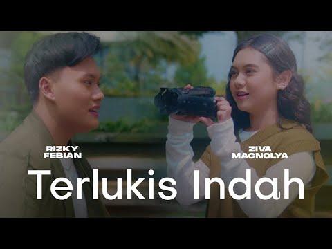 Download Lagu Rizky Febian Terlukis Indah FT. Ziva Magnolya Mp3