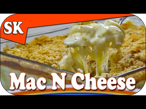BEST EVER MAC AND CHEESE - Moist and Stringy