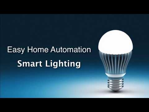 Easy Home Automation - Smart Lighting