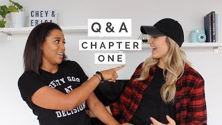 Q&A | THREESOMES, KIDS, BEING FRIENDS WITH AN EX