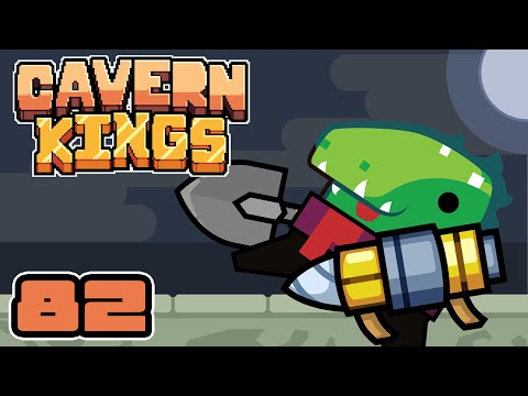 Violence In Videogames Is Bad, K? - Lets Play: Cavern Kings Early Access - Part 82