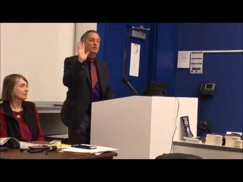 Jonathan Simon at Left Forum NYC June 3 2017