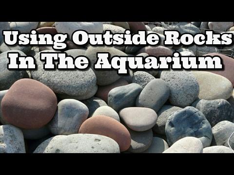 Aquarium Safe Rocks