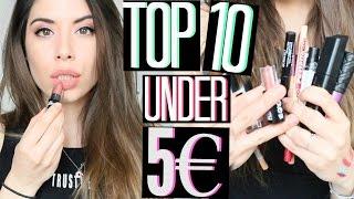 TOP 10 PRODOTTI DA AVERE A MENO DI 5 EURO !!! 💸 | Adriana Spink