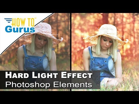 How to Brighten Up and Improve a Dull Photo in Adobe Photoshop Elements 2018 15 14 13 12 11 Tutorial