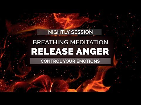 Release Anger - Nighttime Meditation to Control Anger