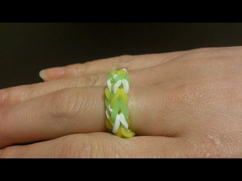 Fun Loom How to make a ring easy