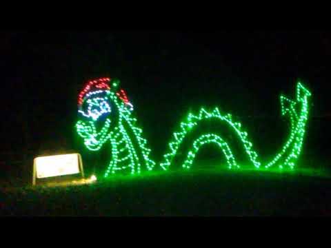 Fantasy of Lights 2017 Christmas Eve(1)