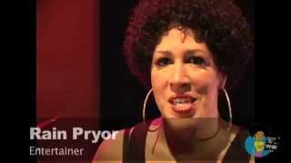 Rain Pryor - The Pryor Experience (2008 Interview)